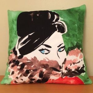 Other - Cute throw pillow